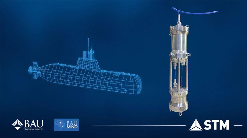 Denizaltı teknolojilerinde yeni yerlileştirme