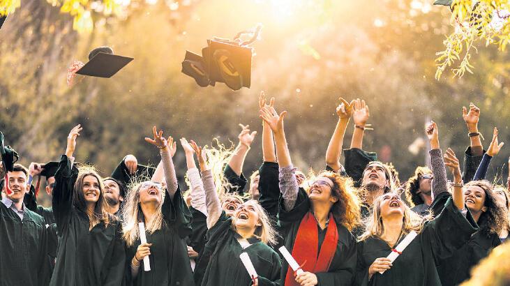 Türkiye, uluslararası öğrencide ilk 10'da
