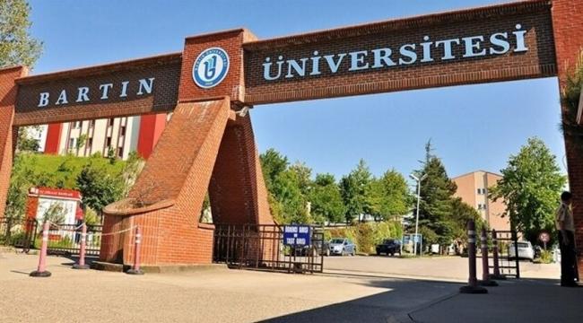 Bartın Üniversitesi'ne gelecek yıl için 166,6 milyon lira ödenek ayrıldı