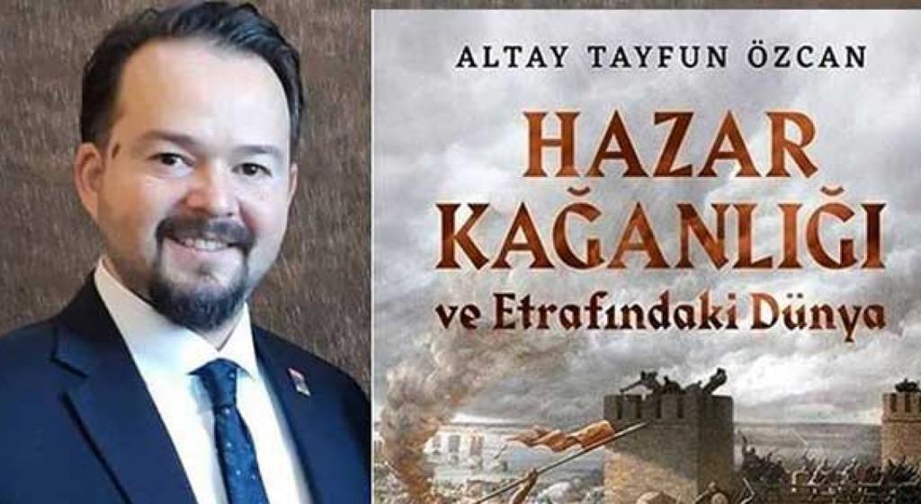 Prof. Dr. Altay Tayfun Özcan 2020 TÜBA-TESEP Ödülü'nü Kazandı