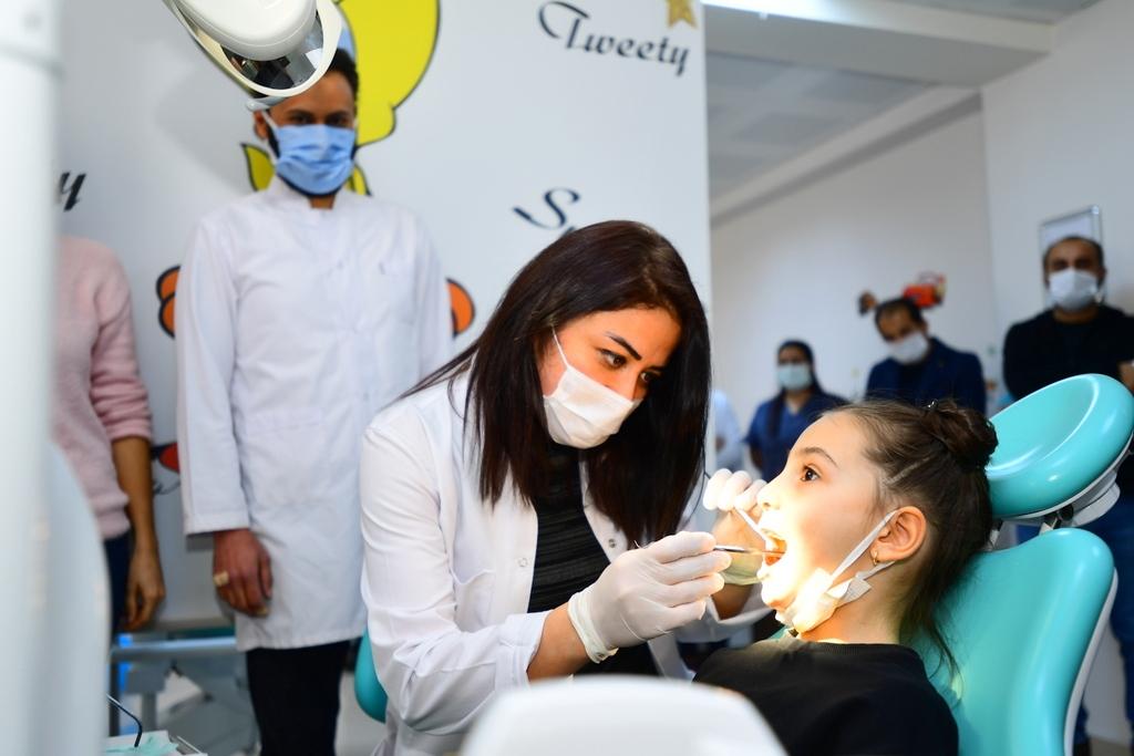 Van Yüzüncü Yıl Üniversitesinde Çocuk Diş Hekimliği Kliniği Açıldı