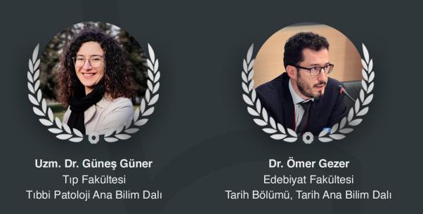 Türkiye Bilimler Akademisi'nden Hacettepe'ye 2 Ödül