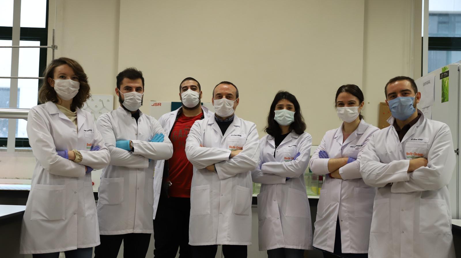 İYTE'li Araştırmacılar, Geven Otundan Elde Edilen Molekül Buluşuyla Patent Aldılar