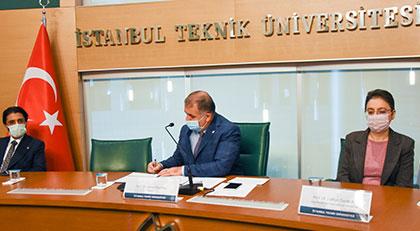 İstanbul Teknik Üniversitesi ile Katar Üniversitesi Arasında Mutabakat Anlaşması İmzalandı