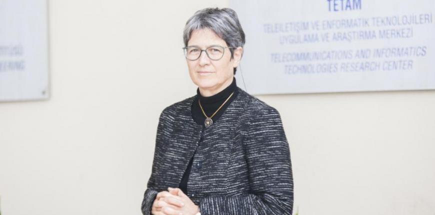 Prof. Dr. Lale Akarun, Uluslararası Örüntü Tanıma Derneği'nin (IAPR) Başkan Yardımcısı Seçildi