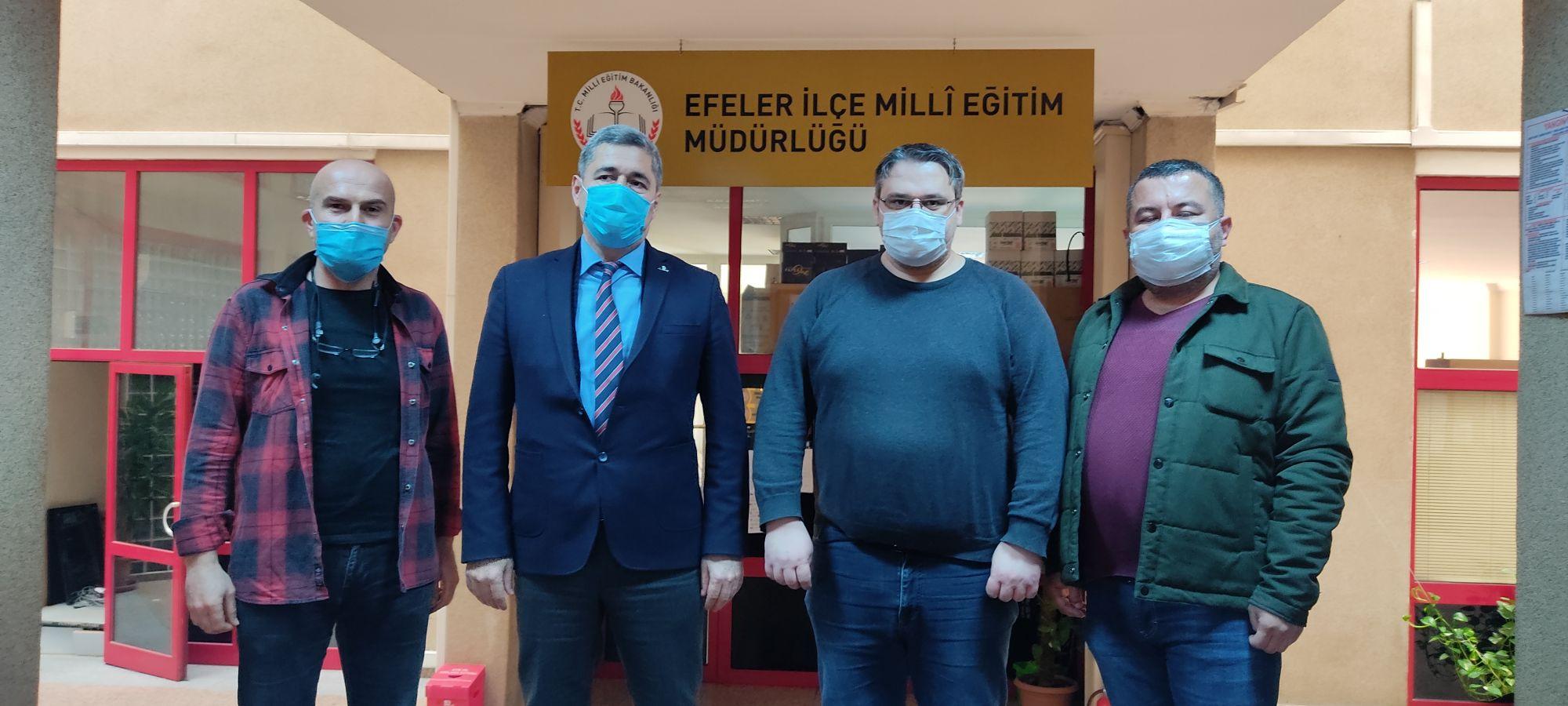 Prof. Dr. Murat Yılmaz'ın Projesi Avrupa Birliği Tarafından Desteklenecek