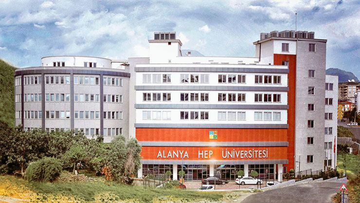 Alanya HEP Üniversitesi Lisansüstü Buluşmalarında Gündem Mimarlık, İletişim ve Güvenli Gıda Oldu