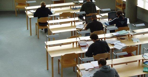 YÖK'ten Online Eğitim Anketi