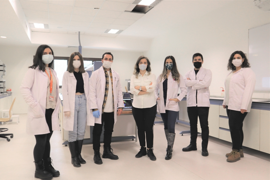 Proteinin Şifresi İzmir Ekonomi Üniversitesi'nde İnceleniyor
