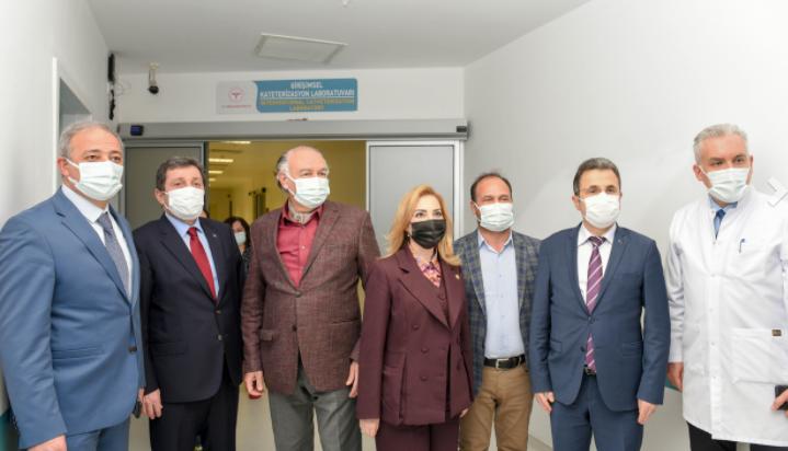 Muğla Eğitim ve Araştırma Hastanesi Kalp Merkezi Tescillendi