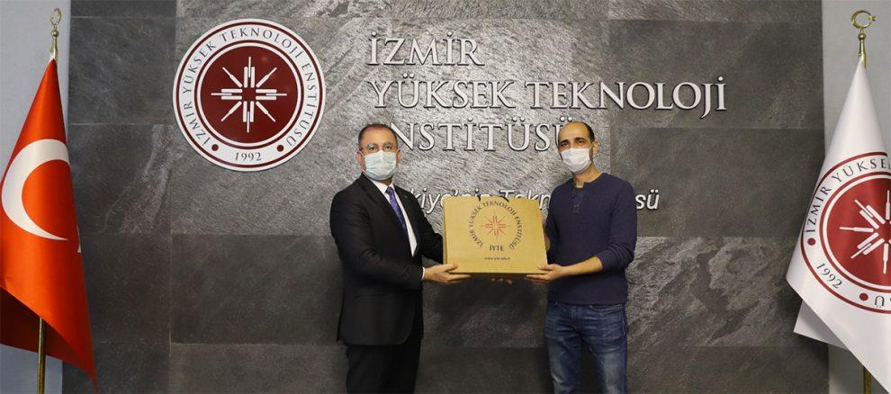 Dr. Deniz Yücesoy'a 10. MSCA-IF Ödülü
