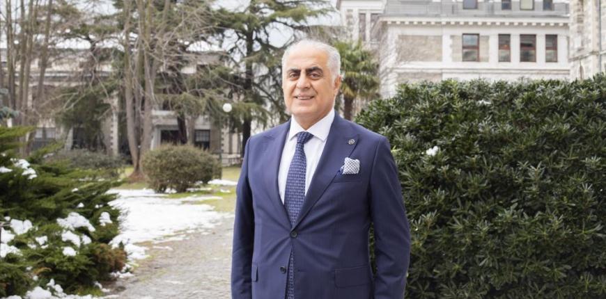 Prof. Dr. Selami Kuran: ''Türkiye'de hukuk fakültesi alanında bir numara olmayı hedefliyoruz''
