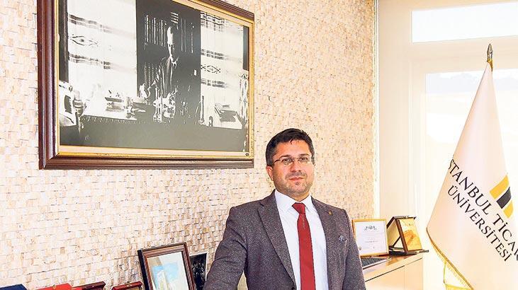 İstanbul Ticaret Üniversitesi'ne Ödül