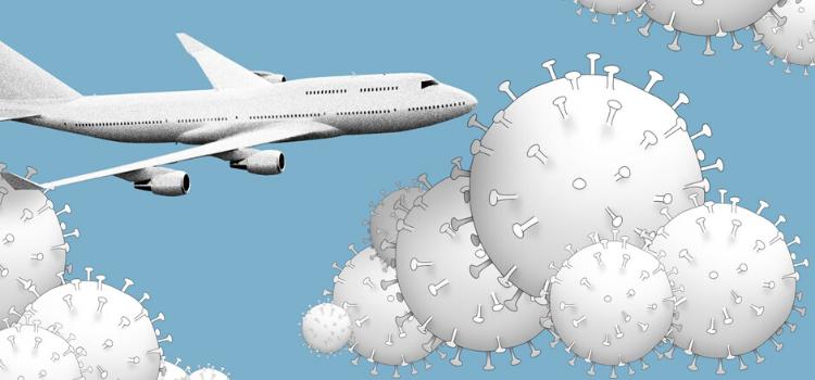 Korona, Sivil Havacılık Sektörünü Etkiledi