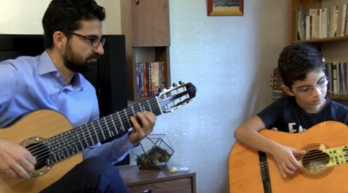 İTÜ TMDK Akademisyenlerinin Geliştirdiği Gitar Dünya Birincisi