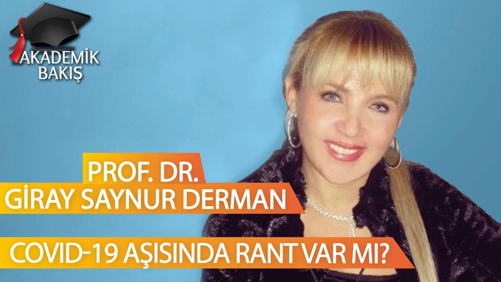 Prof.Dr. Giray Saynur Derman 2040 Yılının Küresel Ekonomisini Anlattı