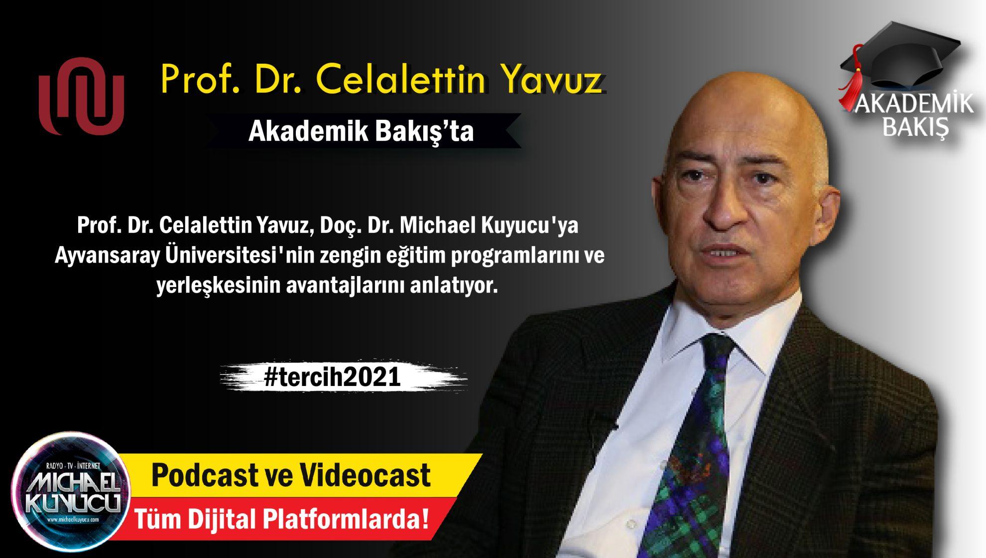 Prof. Dr. Celalettin Yavuz: % 51'i Cebe Koyarsanız Kazanırsınız