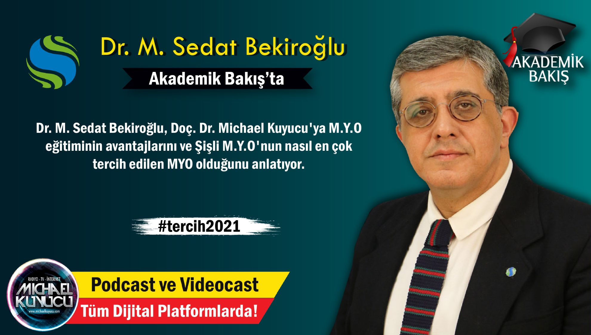 """Dr. Sedat Bekiroğlu: Biz """"Ara Eleman"""" Değil """"Ana Eleman"""" Yetiştiriyoruz"""