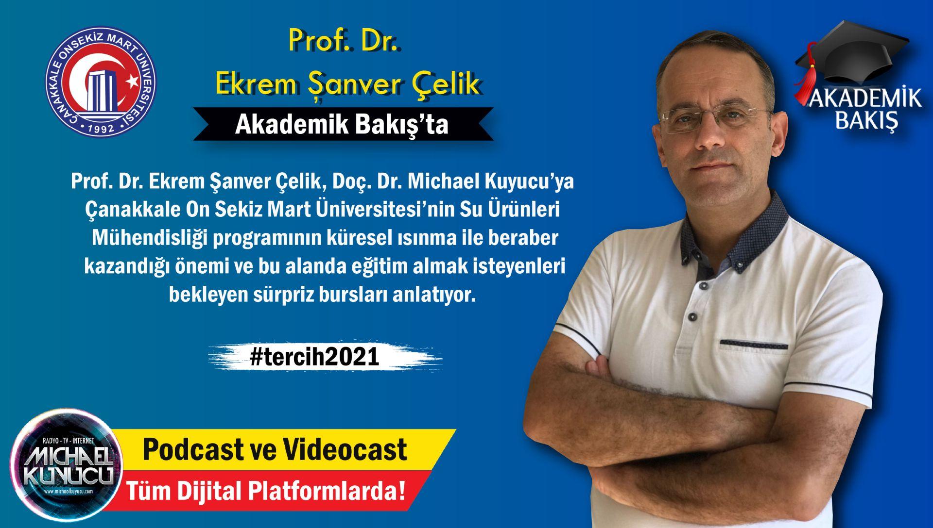 Prof.Dr. Ekrem Sanver Çelik: Denize İstakoz Salarak Türkiye'de Bir İlke İmza Attık